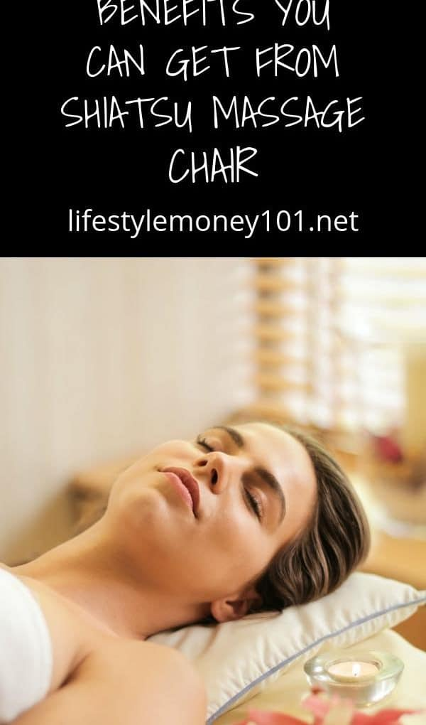 Here's a Quick Way to Know the Benefits You Can Get from Shiatsu Massage Chair